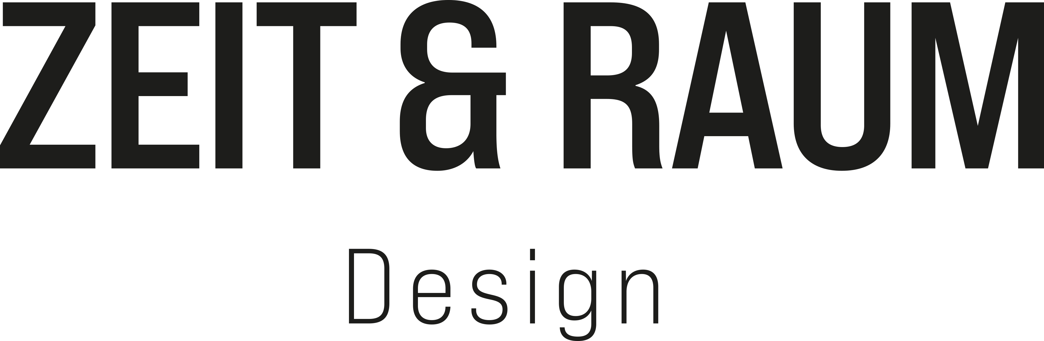 Zeit Raum Design