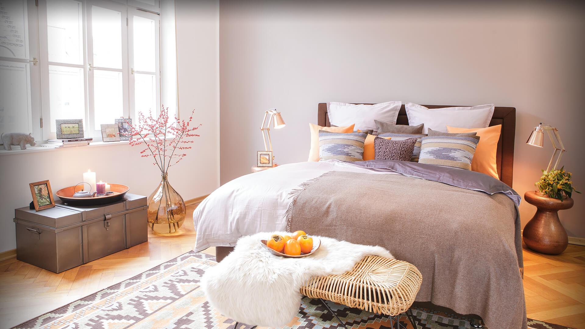 Die ideale Raumgestaltung: Schlafzimmer | | Zeit Raum Design
